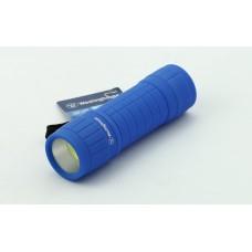 Фонарь светодиодный 3W  COB WF87 синий