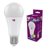 Лампа светодиодная стандартная ELM 20W E27 4000K 18-0136