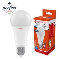 Лампа светодиодная стандартная  ELECTRUM 20W A67 E27 4000K A-LS-1372