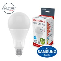 Лампа светодиодная стандартная A95 LS-33 Elegant 23W E27 6500K  A-LS-1853