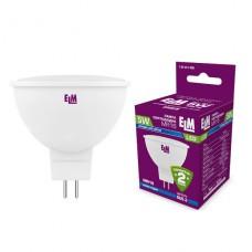 Лампа светодиодная ELM MR16 5W GU5.3 4000K 18-0146