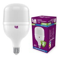 Лампа светодиодная промышленная PA20S TOR 38W E27 6500K алюмопластиковый корп. 18-0190