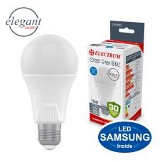 Лампа светодиодная стандартная ELECTRUM 15W E27 4000K DIM 3 уровня  A-LS-1941