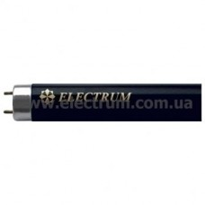 Лампа люминесцентная ультрафиолетовая ELECTRUM 8Вт G5 A-FT-0403