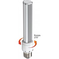 Лампа светодиодная TB-поворотная ELECTRUM LW-24 5W E27 2700K  A-LW-0098