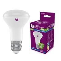 Лампа светодиодная рефлекторная ELM R63 7W E27 4000K 18-0053