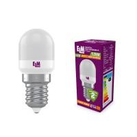 Лампа светодиодная для холодильников и швейных машин ELM пигми 1,5W E14 3000K 18-0174