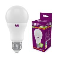 Лампа светодиодная стандартная B65 14W E27 3000K 18-0180