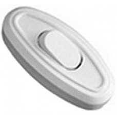 Выключатель для бра белый 41-0017 ELM