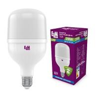 Лампа светодиодная промышленная PA20S TOR 28W E27 6500K алюмопластиковый корп. 18-0189