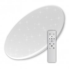 Светильник светодиодный накладной Sirius-36 36W 3000-6500К IP20 белый 26-0074