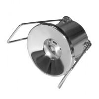 Светильник точечный G4 никель  ELECTRUM B-HS-0543