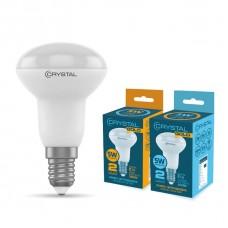 Лампа светодиодная рефлекторная  R50 5W E14 3000K  R50-002