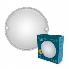 Светильник настенно-потолочный светодиодный CRYSTAL GOLD 15W KORAL  DNL-030