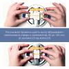 Светильник светодиодный встраиваемый Disk-V 6W 6500К IP20 белый 26-0058