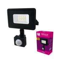 Прожектор светодиодный Matrix S-10-41 с ИКД 10W 6500К  26-0034