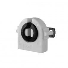 Ламподержатели с пружиной Q-1108 для ламп Т8 (D26mm) ELM G13  Q-1108/F
