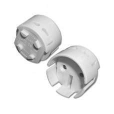 Патрон (ламподержатель) G13 для лампы Т8 (диаметр 26 мм) ELM Q-1300