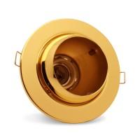 Светильник точечный поворотный золото B-IS-0442