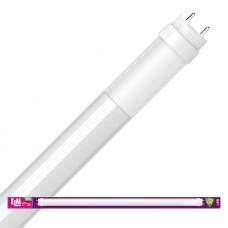 Лампа светодиодная  трубчатая ELM 9W G13 6500K стекло 19-0004