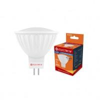 Лампа светодиодная ELECTRUM MR-16 7W GU5.3 4000K A-LR-0629